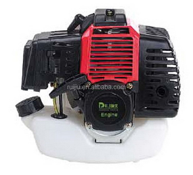 High quality exported 43.5cc air cooled 2 stroke gasoline engine