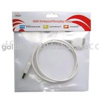 Usb hotsync/cavo di ricarica per ipod nano/per video/per iphone