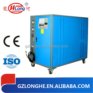 Quality certified industrial refrigeration ac chiller machine cooling capacity
