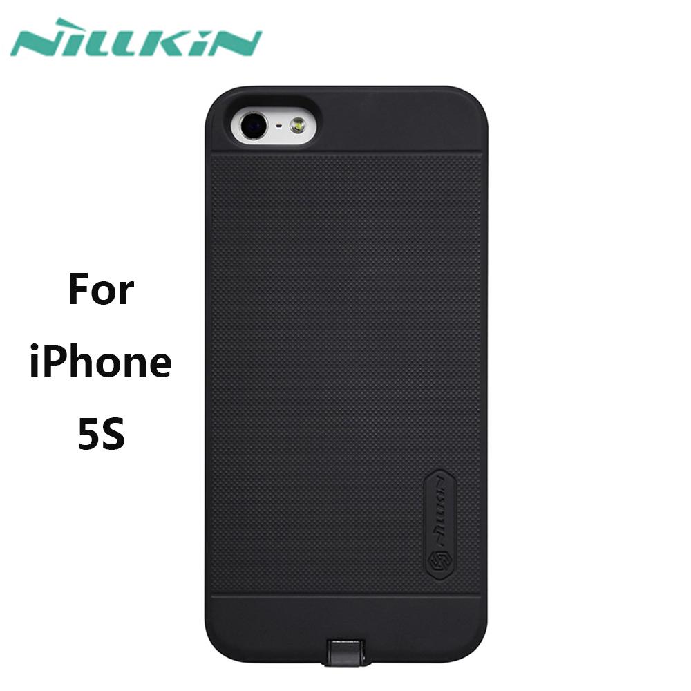 buy nillkin magic case iphone se 5 5s wireless charging. Black Bedroom Furniture Sets. Home Design Ideas