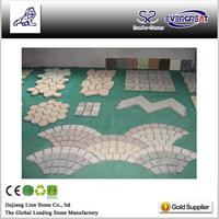 Natural slate cheap price exterior pave stone flagstone