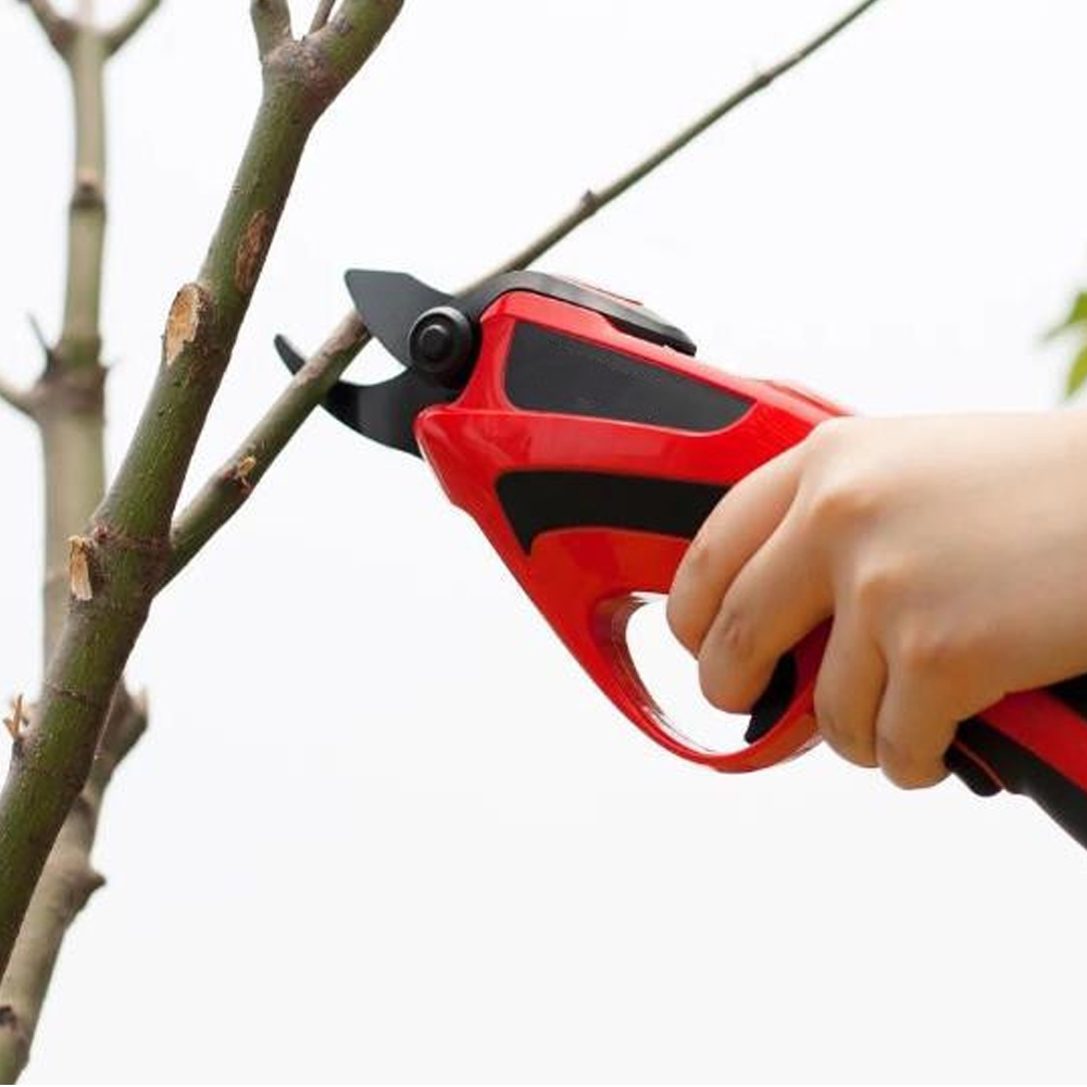 Rechargeable Pruning Shears Electric Home Garden Scissors