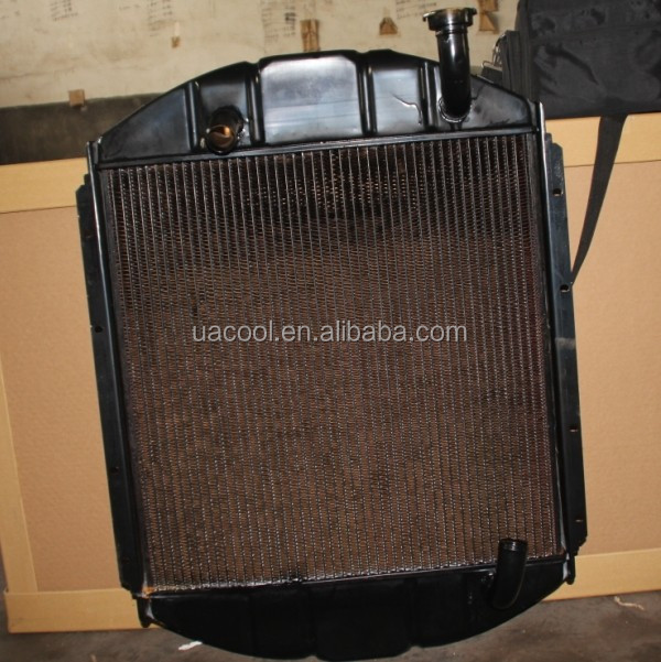FOR MERCEDES Truck Aluminum Car Radiator 0455000004