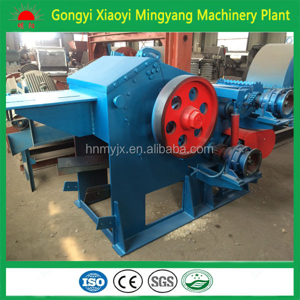 China Supplier Ce Approved Log Tree Branch Cutting Machine ...