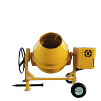 600L cement mixing concrete with portable mixer machine for sale