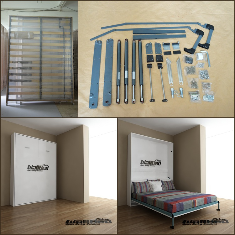 Queen Size Wall Bed Mechanism Diy Murphy Bed Mechanism