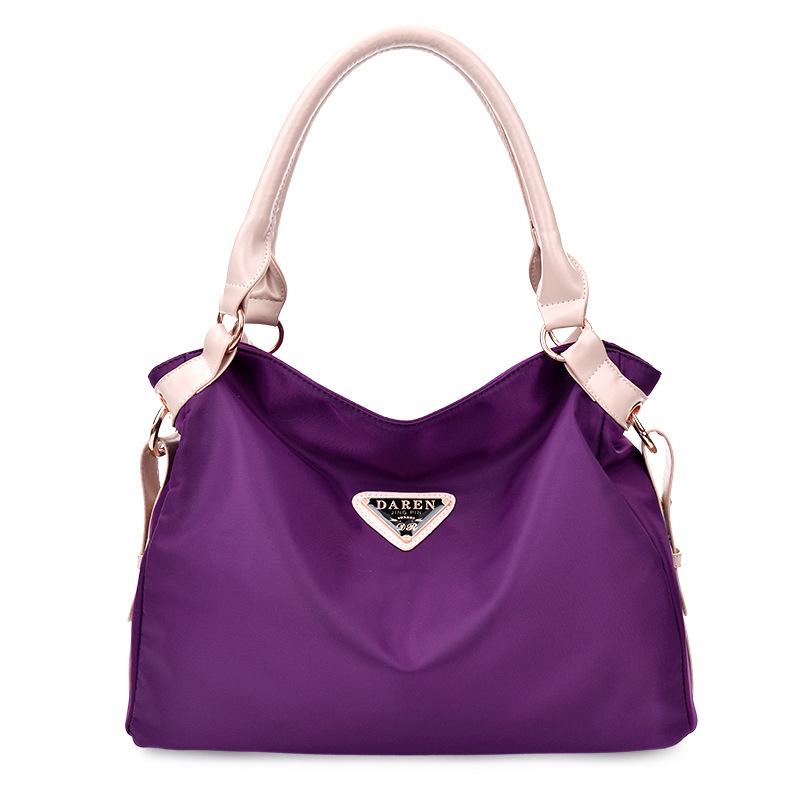 352302b4c735 Get Quotations · Women s Travel Waterproof Handbag Shoulder Messenger Bags  for Ladies Bolsa Sea Women Beach Nylon Crossbody Tote