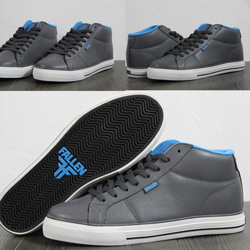 New arrival brand original fallen shoes men high top ...