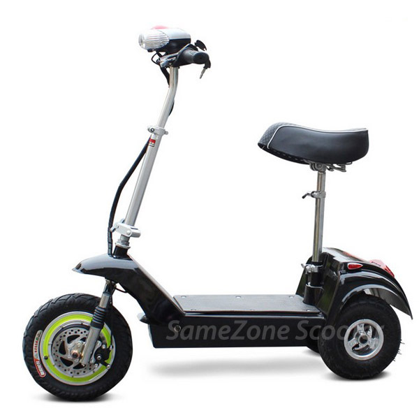 mini 3 rad e roller nabenmotor elektrischer scooter. Black Bedroom Furniture Sets. Home Design Ideas