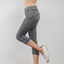 2019 groß Damen Mädchen Hohe Taille Sport Gym Leggings Individuell Marke Logo <span class=keywords><strong>Fitness</strong></span> Frauen Eco Yoga Kleidung
