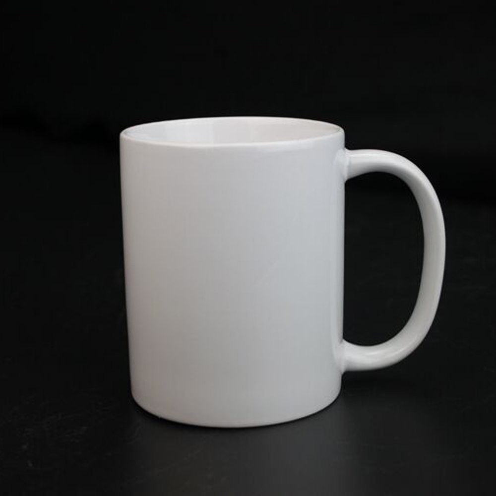 11oz Aaa White Sublimation Plain Coffee Mug