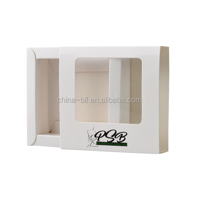 high quality printing custom paper drawer gift box packaging