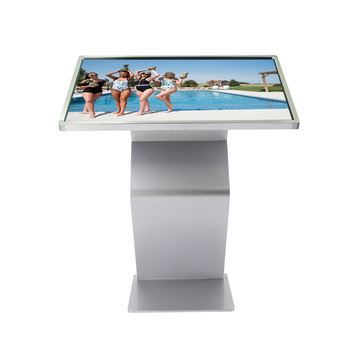 43 inch indoor multi point Android system horizontal touch screen interactive LCD digital screen