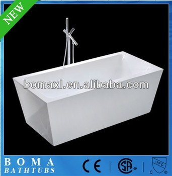 American Style Hot Tub For 1 People Shallow Bathtub Buy
