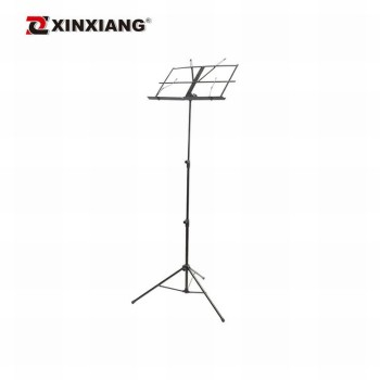 High quality Flexible Classical Durable music stand with holes