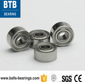 China Made High Speed Bearing 699 2rs 9 x 20 x 6mm Miniature Ball Bearing 699
