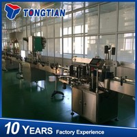sun flower cooking oil filling machine