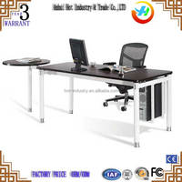High Quality Fashion Conference Table Smooth Desktop With Small Round Table Popular Office Furniture