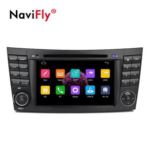 "NaviFly 7"" Windows ce Car dvd player multimedia radio audio for Mercedes/Benz E Class W211 CLK W209 W219 W463 E200 E220 E240"