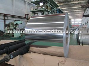 Tin plate roll sheet for food cans