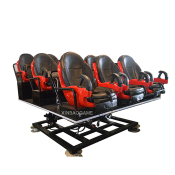 Hottest 3D 5D 7D 9D Virtual Reality Cinema 9D VR Theater Simulator Game Machine for theme park