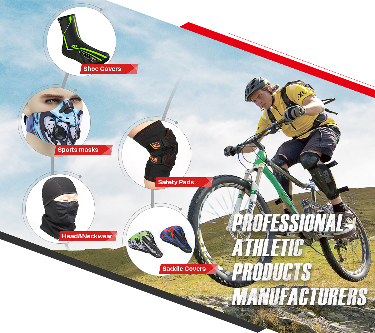 Zhongshan Mld Sporting Goods Co Ltd Wrist Wraps Knee Brace Masker Polar 6 In 1 Premium Quality