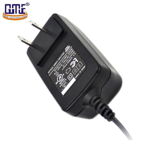 CEC VI US plug wall mount male ahead ac adaptor 12v 1000ma