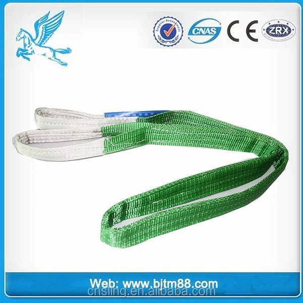 web sling/lifting slings suppliers/lifting sling colour codes