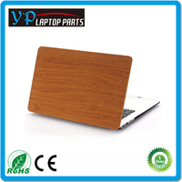 Customized pattern wooden laptop notebook case for macbook case wood 11 12 13 15 inch