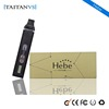 Alibaba express electronic cigarette dry herbal chamber vaporizer