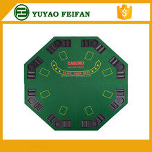 Le tasse holdem table top piccola dimensione <span class=keywords><strong>poker</strong></span> game <span class=keywords><strong>mat</strong></span> facile uso