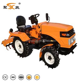 15hp Electric Start Multi Purpose Farm Mini Tractor Garden