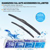 manufacturer car screen wiper blade universal style hybrid