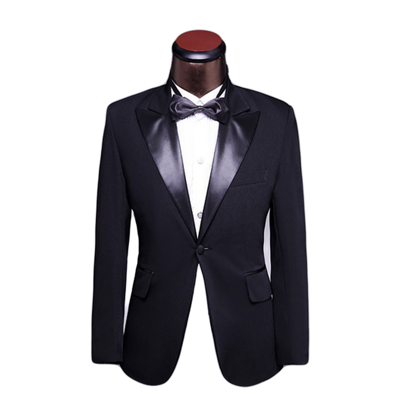 8992cf051b3 Buy Fashion Costume Dinner Men Dress Suit Brand 2014 Mens Prom Wedding Suits  Tuxedo Black Three Piece Suit(Jacket+Pants+Tie)Costumes in Cheap Price on  ...