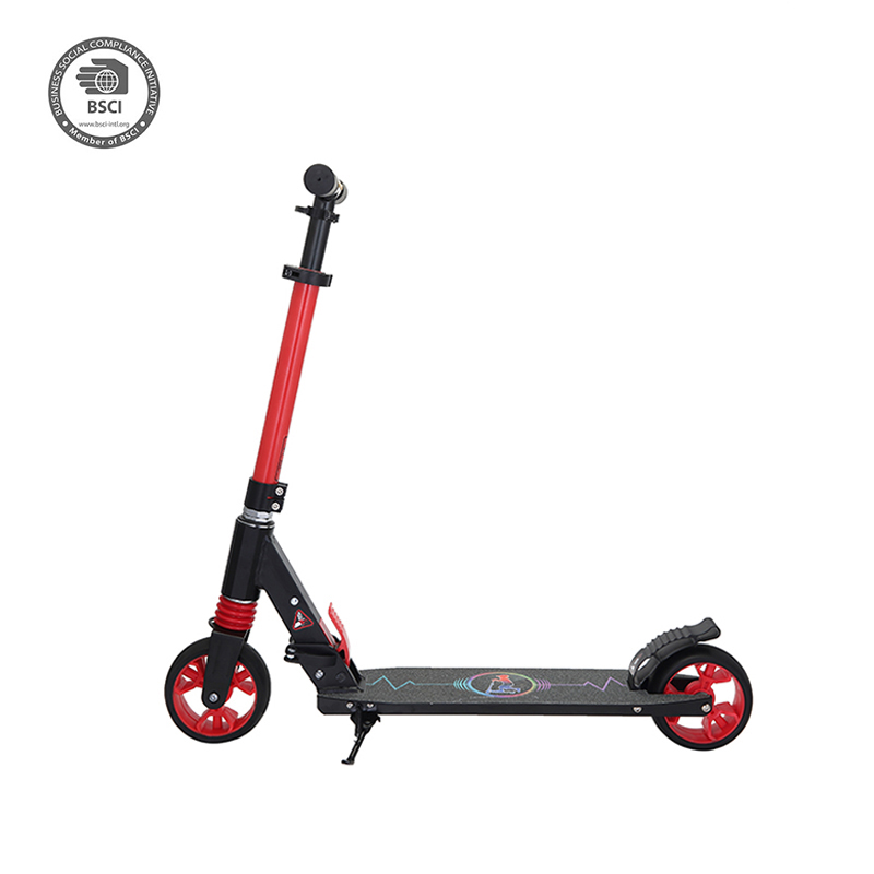 Fast supply speed baby outdoor exercise girls age 8 children scooter