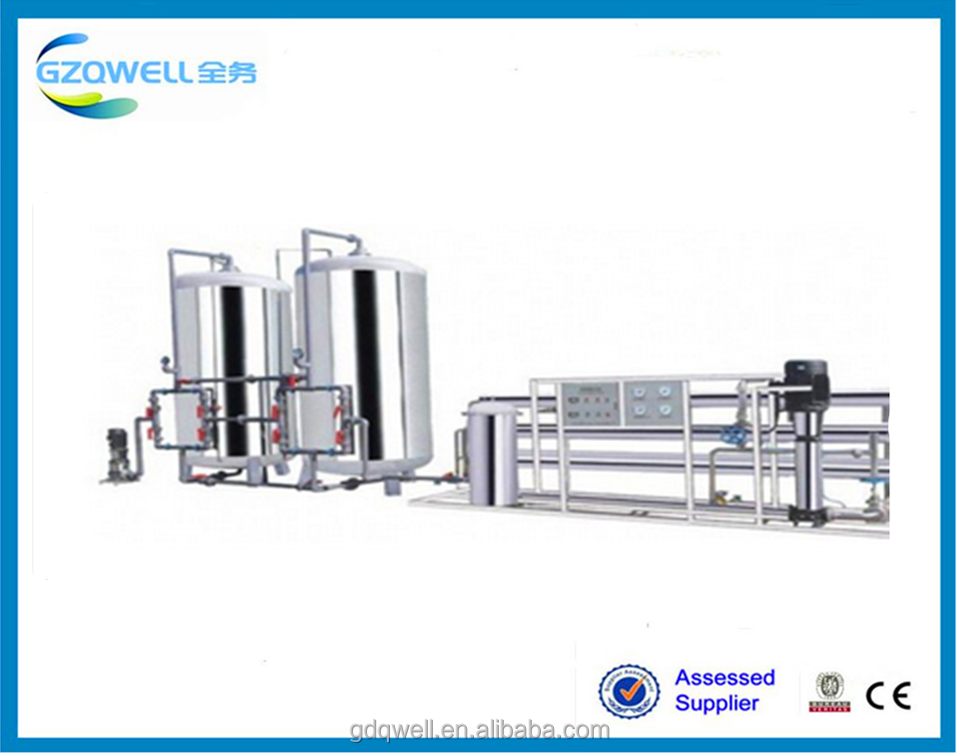 Reserve Osmosis treated water eeuse plant for PCB plant waste water