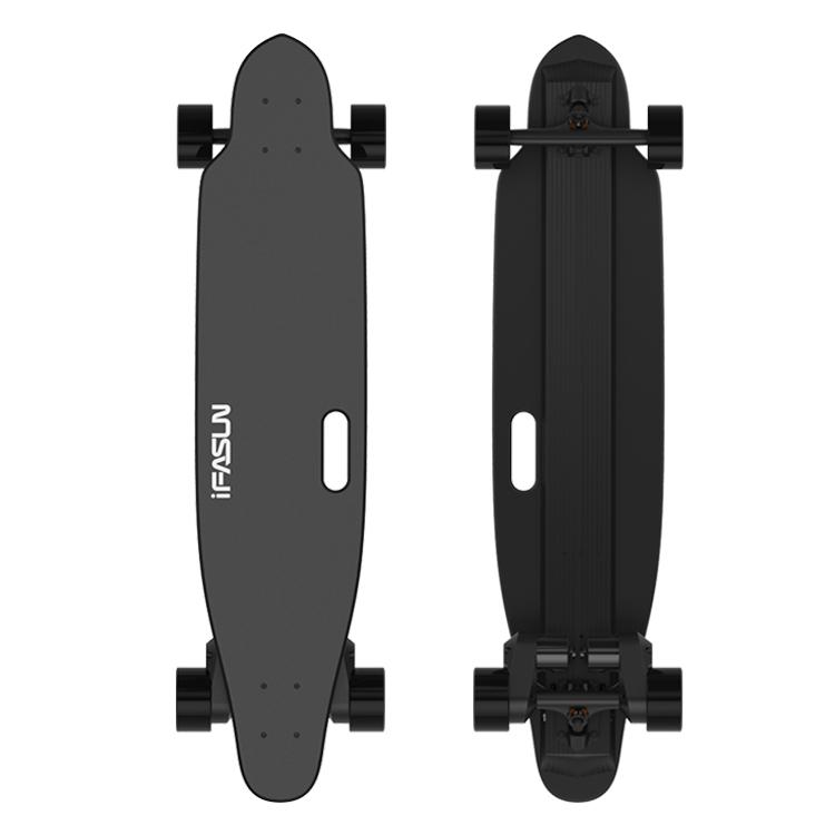IFASUN 20KM Range FOC Single Belt Electric Skateboard