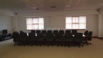 Customized Person Conference Furniture Conference Tablefoh - 16 person conference table