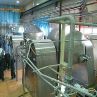 SZG-2000 Rotary vacuum dryer/small lab use vacuum drum dryer