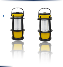 20LED new big plastic camp lamp cylindrical fashion lantern tent handheld spotlight wholesale led boats solar marine lantern