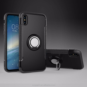 Instock Fast Delivery Phone Case For Iphone 8 Ring Holder Case Phone