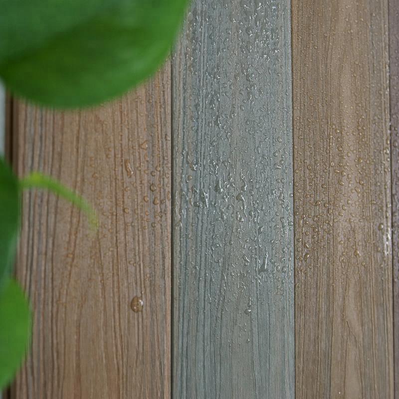 Temporary Synthetic Laminate Wood