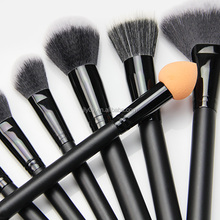 Private label makeup brush Synthetic Hair wholesale beauty needs cosmetic makeup brush set