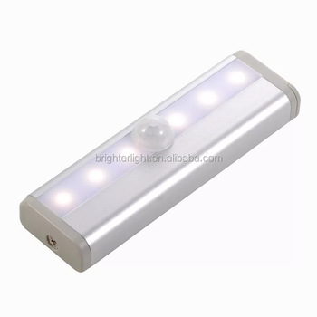 wardrobe PIR Motion Sensor LED Light cabinet auto light