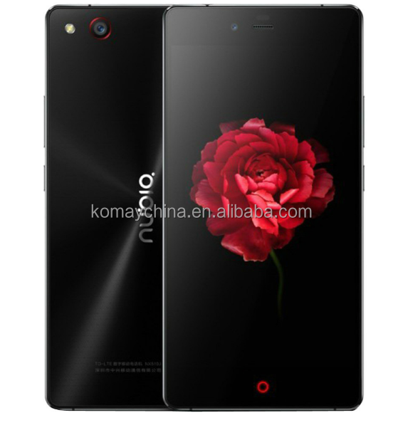 Original ZTE Nubia Z9 Max Z9 Mini 4G LTE Mobile Phone Snapdragon 615 Android 5.0 5.5 Inch IPS 1920x1080 2GB RAM 16GB ROM 16.0MP