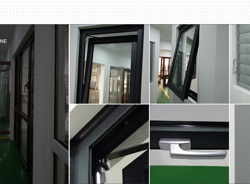 Shanghai Tansive Construction Co., Ltd. - Aluminum Doors and Windows