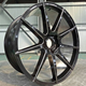 Alloy Material work car wheel rim for 4x114mm