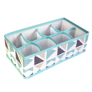Foldable Cloth Storage Box Closet Dresser Drawer Organizer Fabric Baskets Bins Containers Divider with Drawers for Clothes