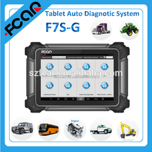 Fcar F7S universal scanner basic on android system built in wifi tester auto tool