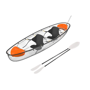 China new brands kayak fishing boats plastic canoe for india
